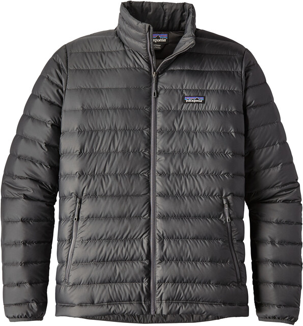 Patagonia M's Down Sweater Forge Grå (2019)